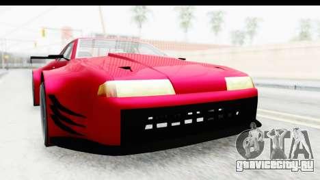 Elegy KraZ Edition Beta 0.8.5 для GTA San Andreas вид справа