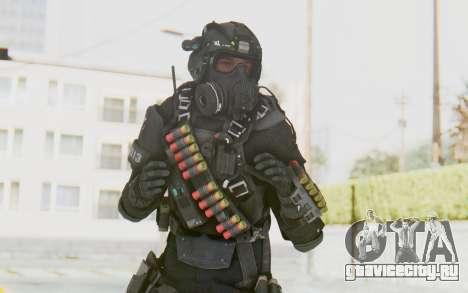 Federation Elite Shotgun Tactical для GTA San Andreas