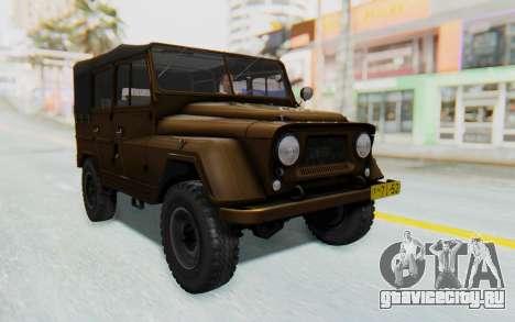УАЗ-460Б IVF для GTA San Andreas