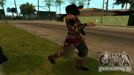 Prince Of Persia Warrior Within для GTA San Andreas второй скриншот
