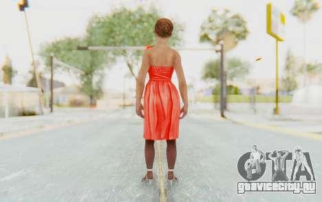 Mafia 2 - Joes Girlfriend для GTA San Andreas третий скриншот