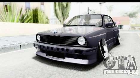 BMW M3 E30 2015 JDM для GTA San Andreas
