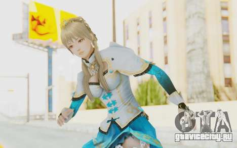 Dynasty Warriors 7 Wang Yuanji Fantasy DLC для GTA San Andreas