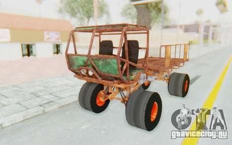 Mongo from Fast and Furious для GTA San Andreas