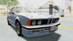 BMW M635 CSi (E24) 1984 IVF PJ1 для GTA San Andreas