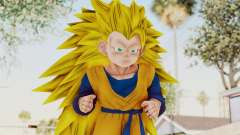 Dragon Ball Xenoverse Goten SSJ3