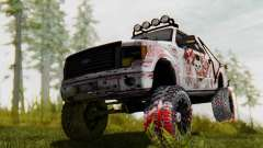 Ford F-150 ROAD Zombie