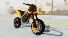 Kawasaki KLX150SD Tracker Supermoto
