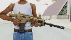 MSBS Radon Ironsight для GTA San Andreas