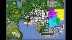 Карта для SAMP