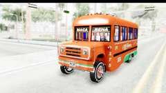Dodge D600 v2 Bus для GTA San Andreas