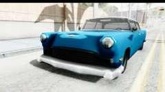 Cabbie Oceanic для GTA San Andreas