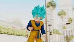 Dragon Ball Xenoverse Goten SSGSS