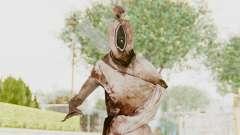 Pocong Skin для GTA San Andreas