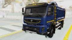 Volvo FMX 6x4 Dumper v1.0 Color для GTA San Andreas