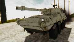 MGSV Phantom Pain STOUT IFV APC Tank v1 для GTA San Andreas