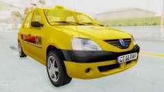 Dacia Logan Taxi