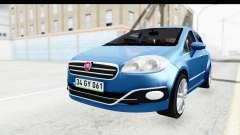 Fiat Linea 2014 Wheels для GTA San Andreas