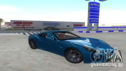 Ferrari California для GTA San Andreas