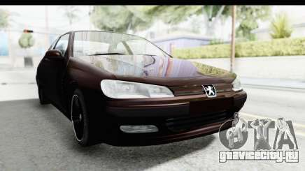 Peugeot 406 Coupe для GTA San Andreas