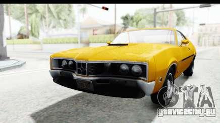 Mercury Cyclone Spoiler 1970 IVF для GTA San Andreas
