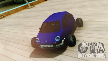 Daewoo Matiz R20 Vossen для GTA San Andreas