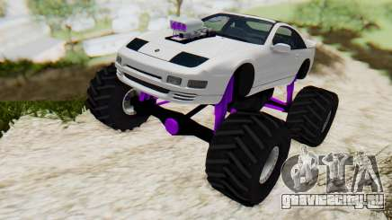 Nissan 300ZX Monster Truck для GTA San Andreas