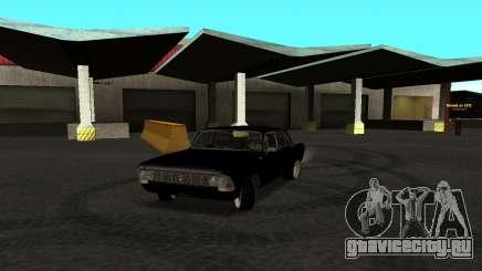 Москвич 412 Дрифт для GTA San Andreas