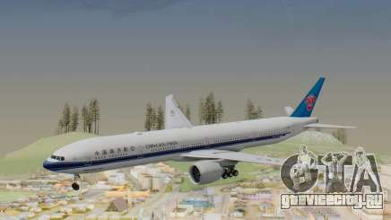 Boeing 777-300ER China Southern Airlines для GTA San Andreas