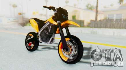 Kawasaki KLX150SD Tracker Supermoto для GTA San Andreas