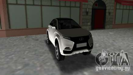 Lada X-Ray для GTA Vice City