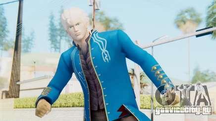Ultimate Marvel Vs Capcom 3 Vergil для GTA San Andreas