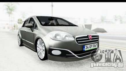 Fiat Linea 2014 для GTA San Andreas