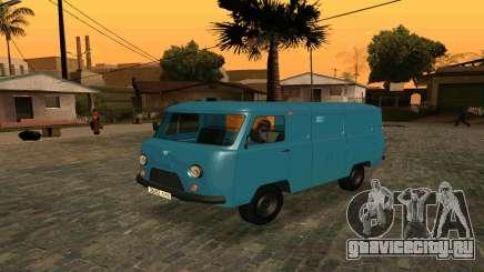 УАЗ-452 для GTA San Andreas