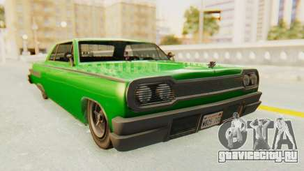 GTA 5 Declasse Voodoo SA Lights для GTA San Andreas