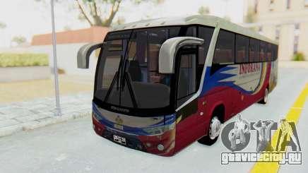 Marcopolo Inforana Bus для GTA San Andreas