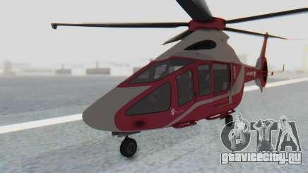 GTA 5 Buckingham Volatus v2 IVF для GTA San Andreas