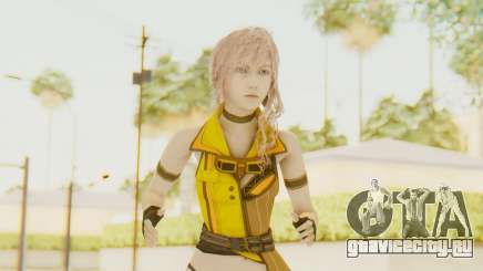 Final Fantasy XIII - Lightning Electronica для GTA San Andreas