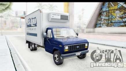 Ford E-350 Cube Truck IVF для GTA San Andreas