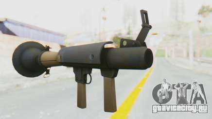 Rocket Launcher from TF2 для GTA San Andreas