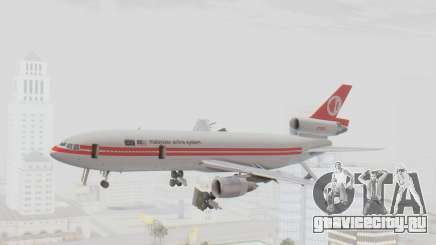 DC-10-30 Malaysia Airlines (Retro Livery) для GTA San Andreas