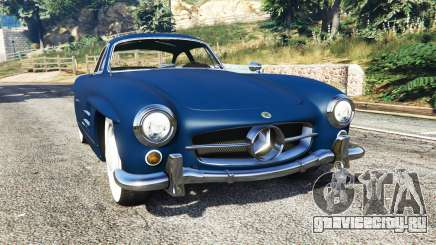Mercedes-Benz 300SL Gullwing 1955 для GTA 5