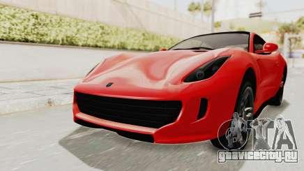 GTA 5 Grotti Bestia GTS v2 IVF для GTA San Andreas