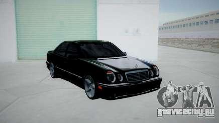 Mercedes-Benz E55 W210 для GTA San Andreas