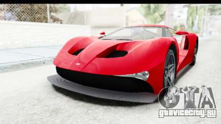 GTA 5 Vapid FMJ IVF для GTA San Andreas