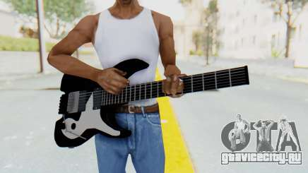 Steinberger GM1T White Pickguard для GTA San Andreas