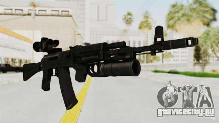 AK-74M v3 для GTA San Andreas