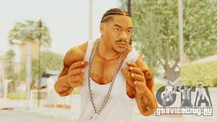 Def Jam Fight For New York - Xzibit для GTA San Andreas