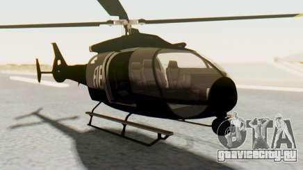 GTA 5 Maibatsu Frogger FIB для GTA San Andreas