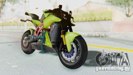 KTM 1190 R Stunter для GTA San Andreas